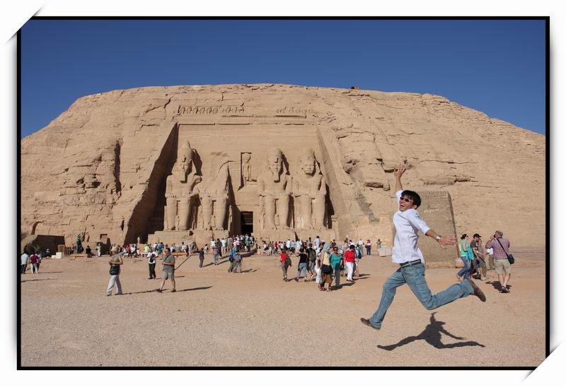 阿布辛貝神殿(Temple of Abu Simbel)09