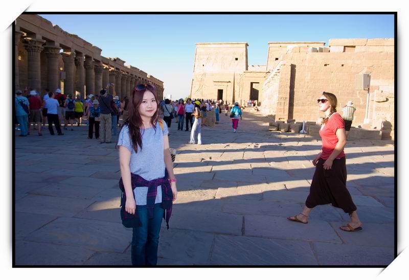 菲萊神殿(Temple of Isis)15