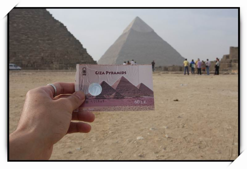 吉薩金字塔(Giza Pyramids)01