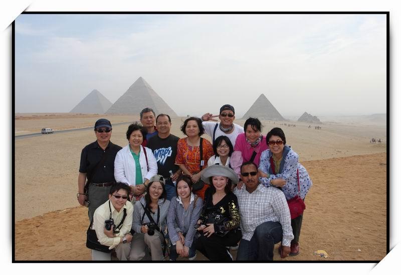 吉薩金字塔(Giza Pyramids)14