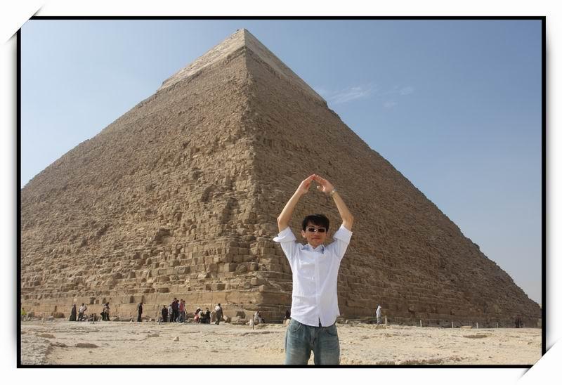 吉薩金字塔(Giza Pyramids)33
