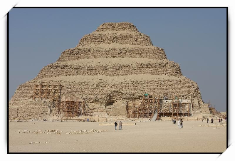 薩卡拉-階梯金字塔(Sakkara-Step Pyramid)04