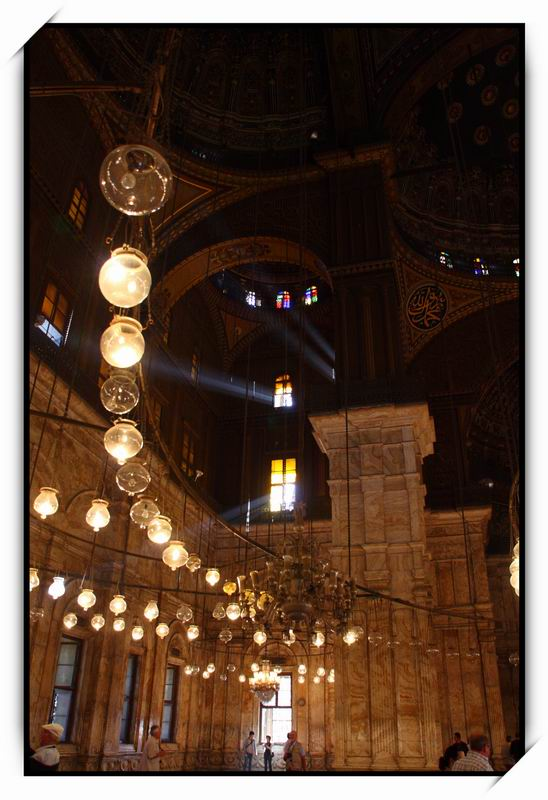 穆罕默德阿里清真寺(Mohamed Ali Mosque)11