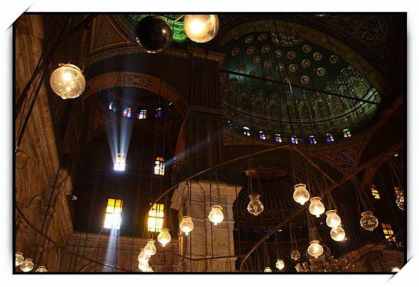 穆罕默德‧阿里清真寺(Mohamed Ali Mosque)12