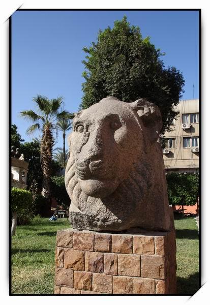 開羅博物館(Egyptian Museum)07