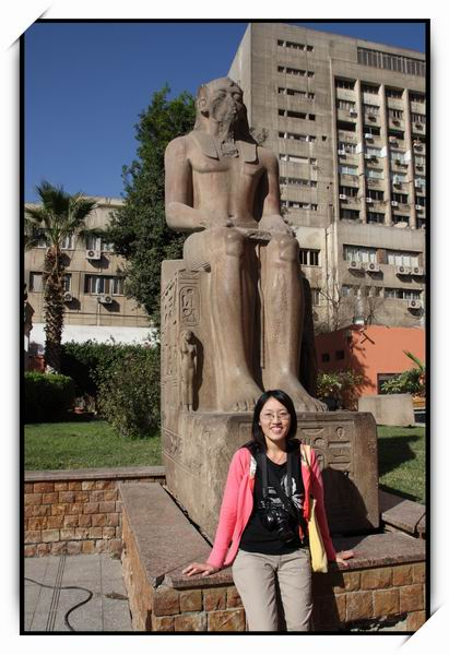 開羅博物館(Egyptian Museum)08
