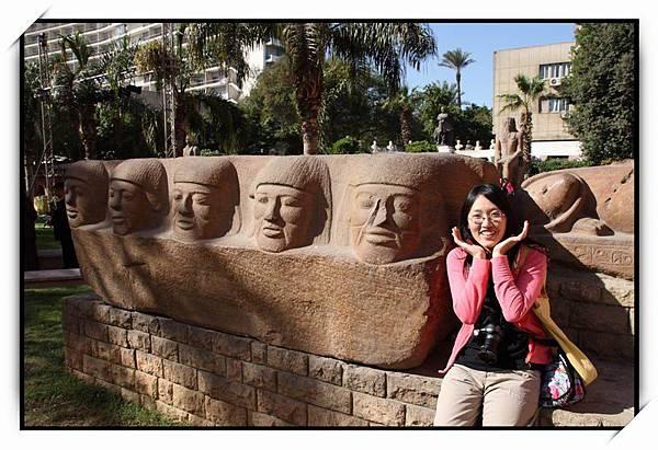 開羅博物館(Egyptian Museum)10