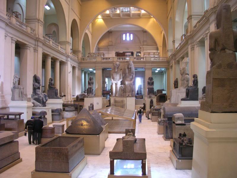 開羅博物館(Egyptian Museum)