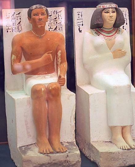 拉何泰普和內弗萊特(Rahotep and Nefret)01
