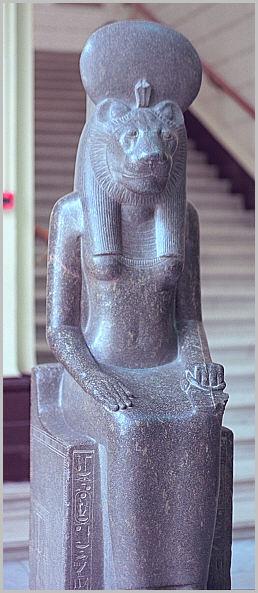 賽克邁特(Sekhmet)