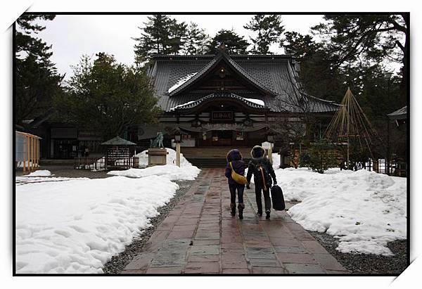 尾山神社(Oyama Jinja Shrine)02