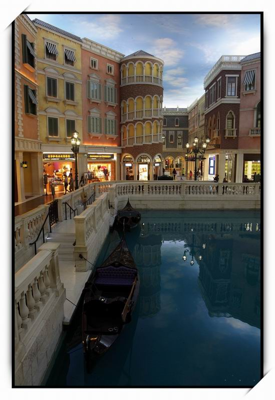 澳門威尼斯人度假村酒店(The Venetian Macau-Resort-Hotel)18