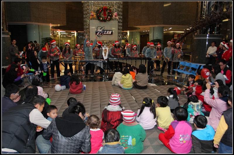 2010年耶誕晚會 14