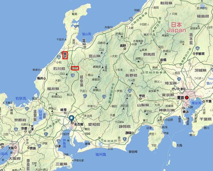 地圖_名古屋
