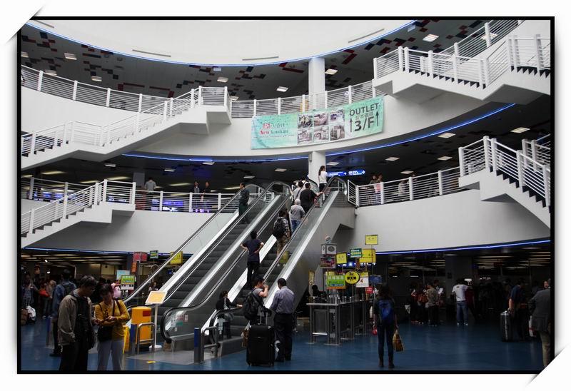 外港客運碼頭(Macau Outer Harbour Ferry Terminal)01