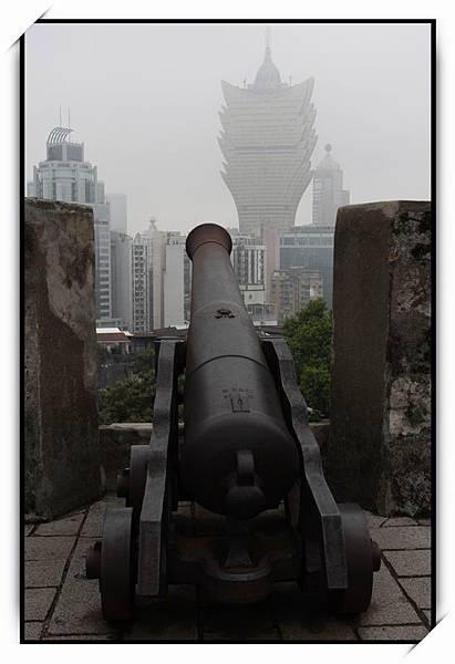 大炮台(Mount Fortress)01
