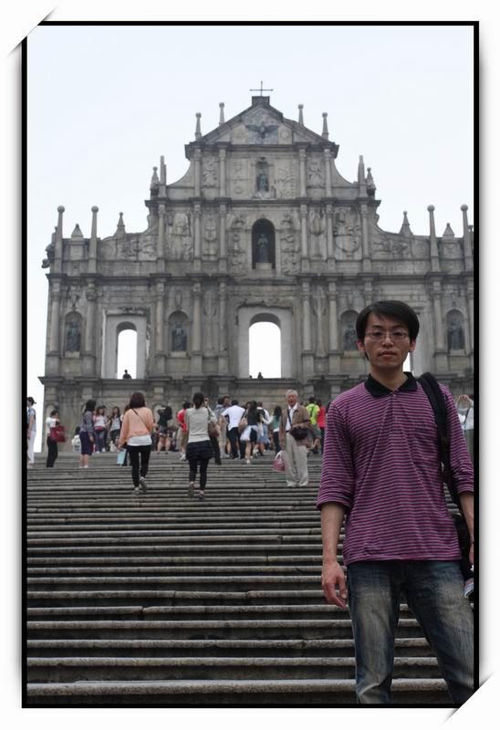 大三巴牌坊(Ruins of St. Paul's)08