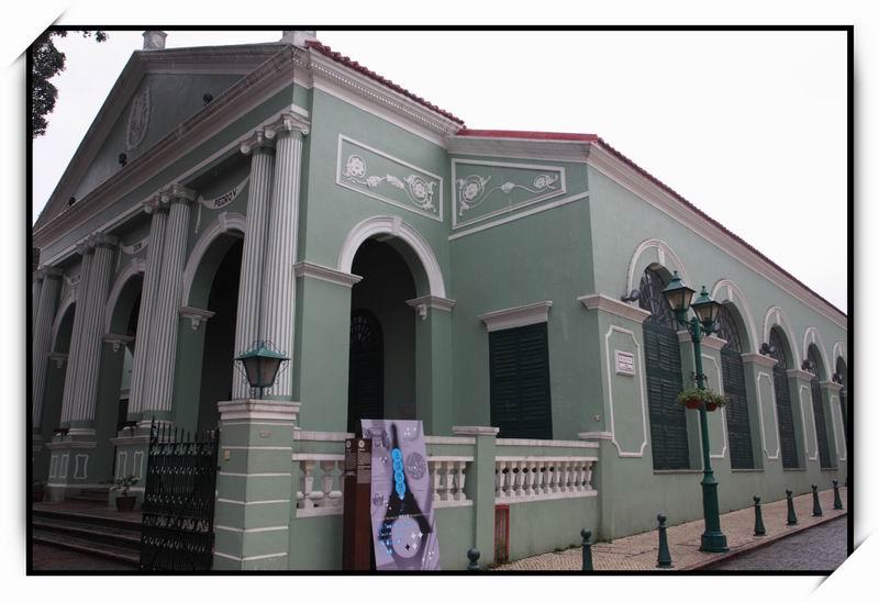 崗頂劇院(Dom Pedro V Theatre)01