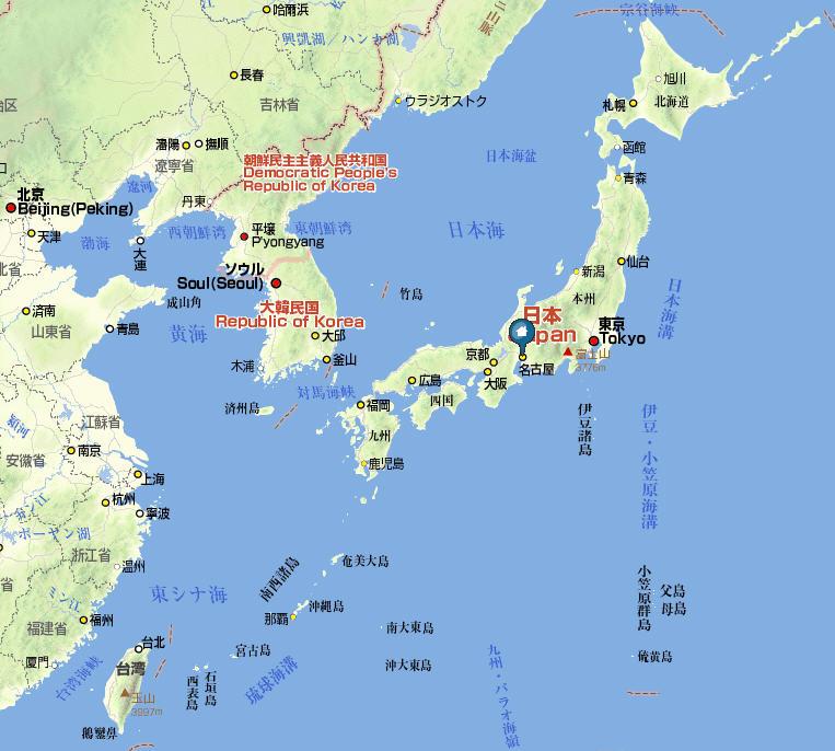 地圖_日本