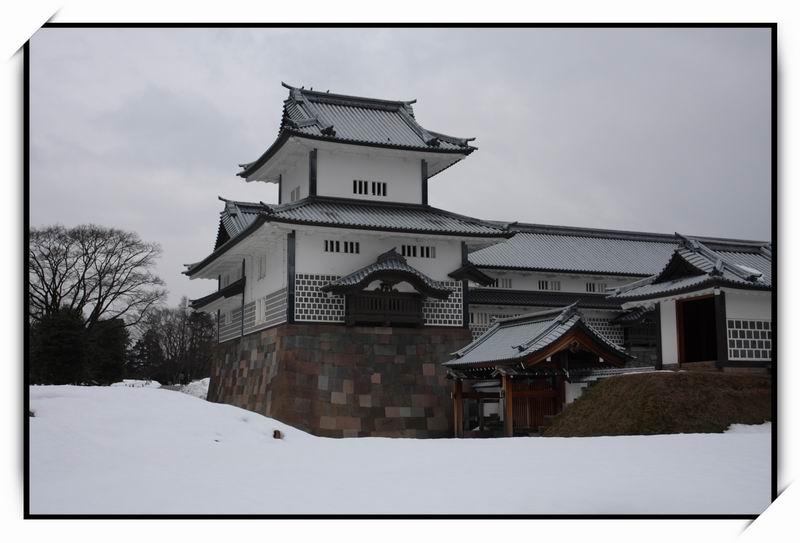 金沢城公園(Kanazawa Castle Park)15