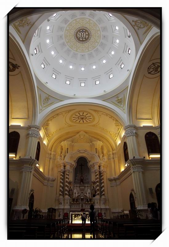 聖若瑟修院大樓及聖堂(St. Joseph's Seminary and Church)02