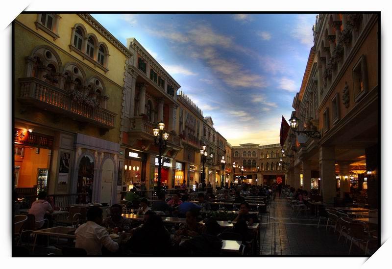 澳門威尼斯人度假村酒店(The Venetian Macau-Resort-Hotel)19