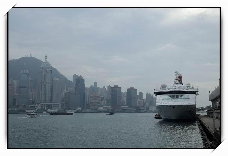 維多利亞港(Victoria Harbour)01