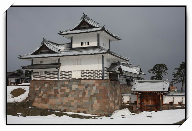 金沢城公園(Kanazawa Castle Park)17