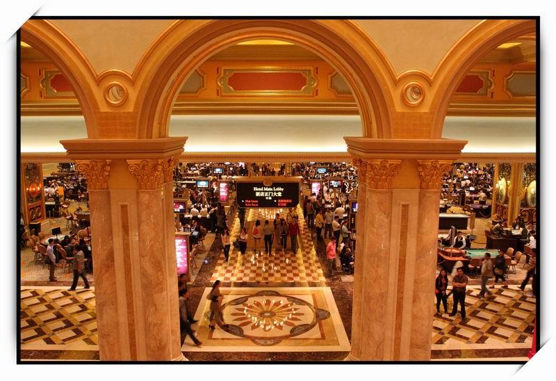 澳門威尼斯人度假村酒店(The Venetian Macau-Resort-Hotel)06