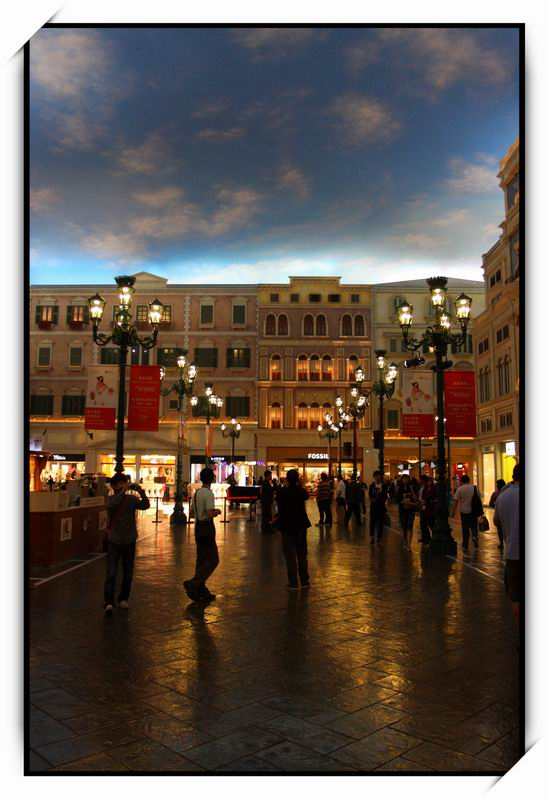 澳門威尼斯人度假村酒店(The Venetian Macau-Resort-Hotel)12
