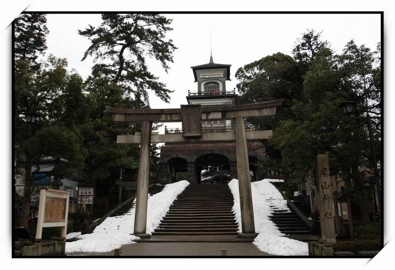 尾山神社(Oyama Jinja Shrine)01