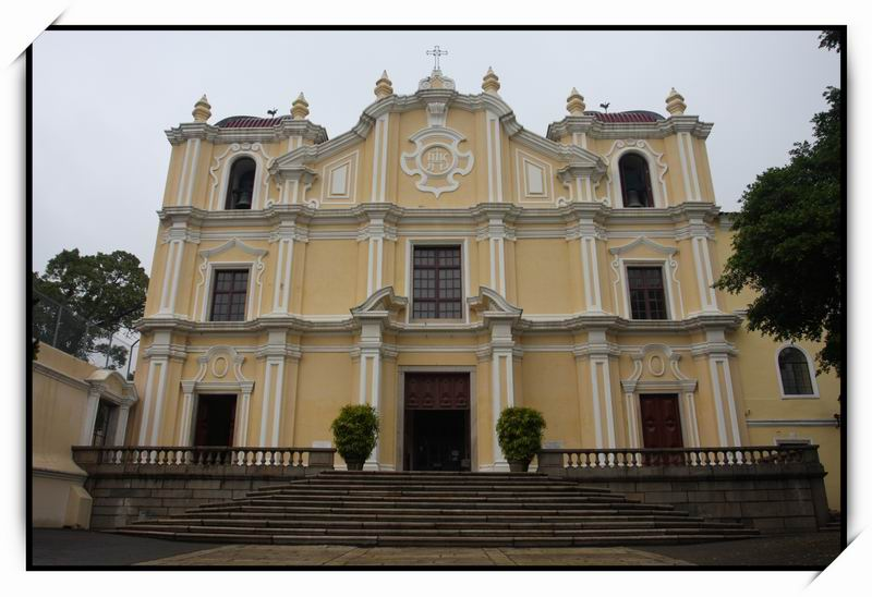聖若瑟修院大樓及聖堂(St. Joseph's Seminary and Church)01