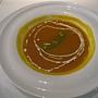 20110604慶生_舒果 新米蘭蔬食_06湯_米蘭南瓜濃湯.JPG