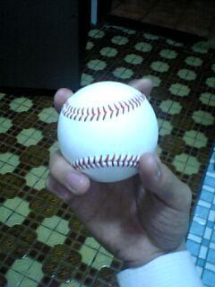 二縫線直球