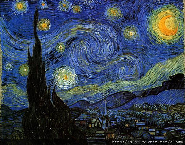 星月夜﹝The Starry Night﹞.jpg