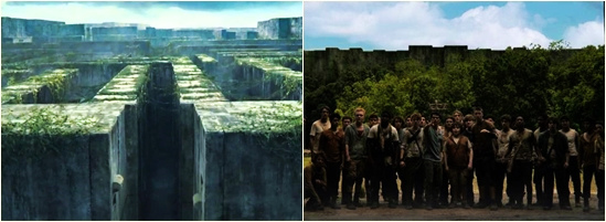 The Maze Runner 01