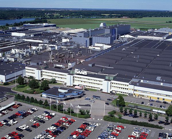 SAAB瑞典Trollhattan總廠鳥瞰外觀.jpg