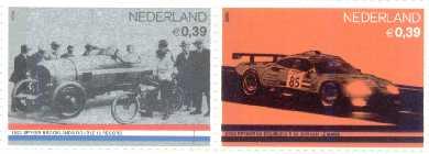 新舊兩代世爵品牌的汽車也在荷蘭郵票中出現.jpg