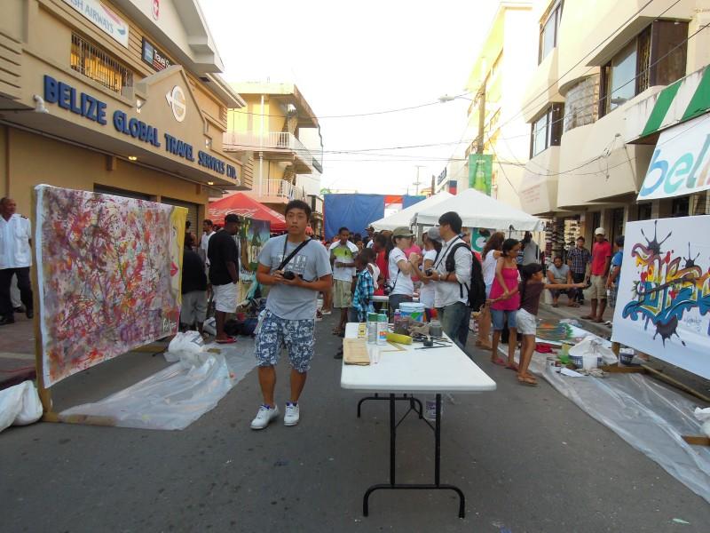 Street Art Festival 2013-3-1