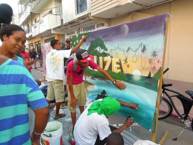 Street Art Festival 2013-3-2