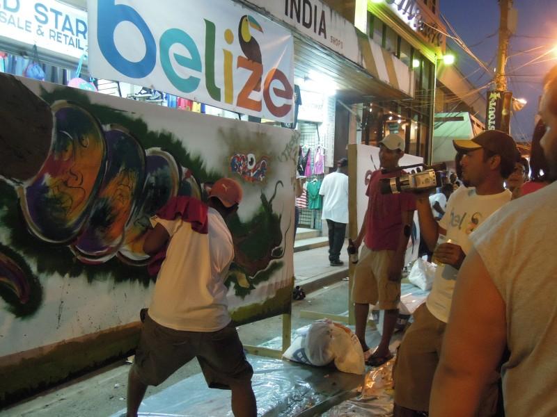 Street Art Festival 2013-3-6