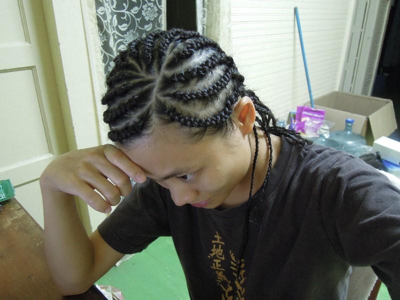 hair braiding 6
