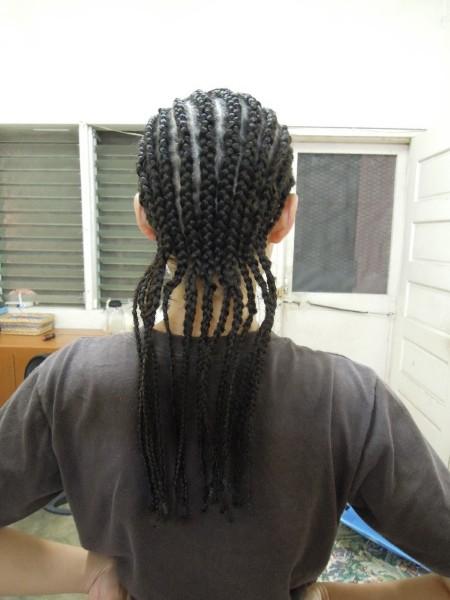 hair braiding 4
