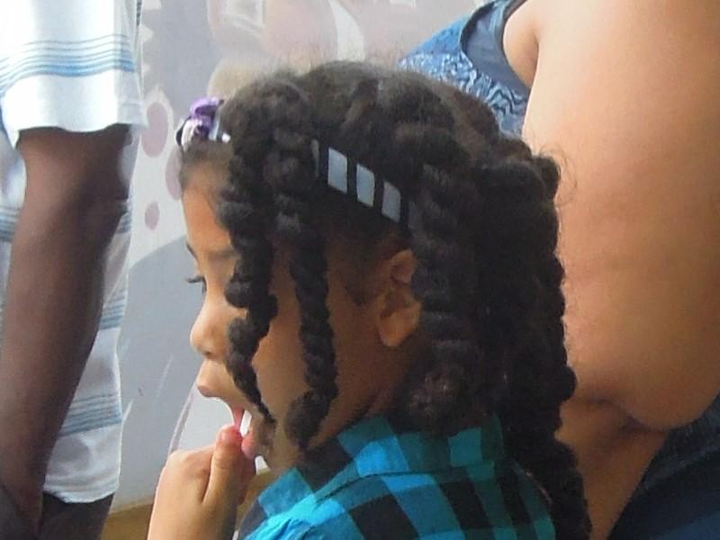 Hair Braiding 8