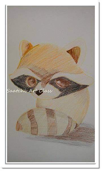 色鉛筆作品 (3)