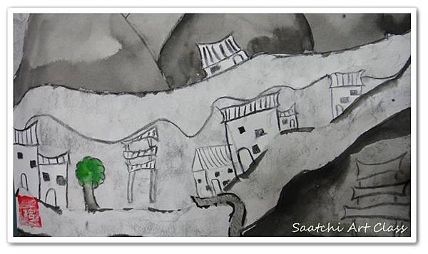 世界文化遺產-宏村 (9)