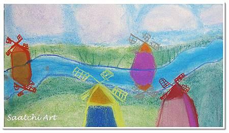 荷蘭風車 (7)