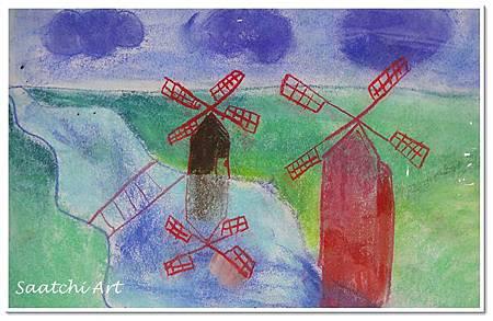 荷蘭風車 (11)