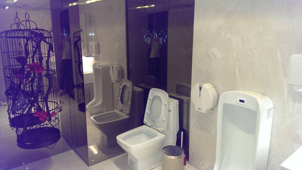 雲鼎酒店廁所