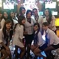 桃園天上人間酒店於2014-12-1至2014-12-31舉辦聖誕節OL制服誘惑Party